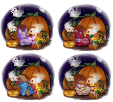 Pumpkin Patch ::BATCH:: by SourDreamer