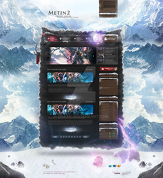 Winter Layout for Private Server - SOLD! by DraXu
