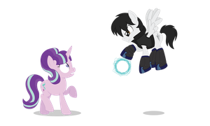 Nightwish and Starlight - I know what you've done by LunaHazACookie