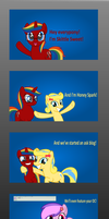 Ask Honey and Skittle (On Hiatus) by jeremeymcdude