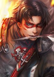 Jason todd detail by jiuge