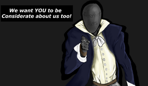 #BattleForTheNet - Be Considerate About us too! by Stellar-naut