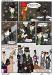 Christmas Carol Page 3 by Slasher12