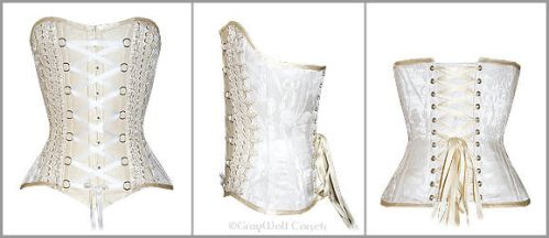 Jazmyn's Corset by GrayWolfCorsets