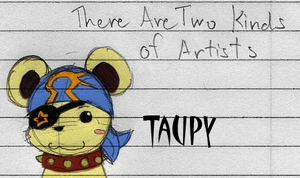 There Are Two Kinds of Artist by BuizelKnight
