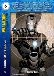 War Machine Special - Counter-Offensive by overpower-3rd