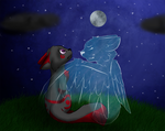 Moonlight Shadow by Pure-Escapism