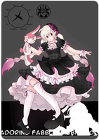 #4 OPEN| Adoptable Auction, Poinai (Angelic) No.2 by Aya-DNA