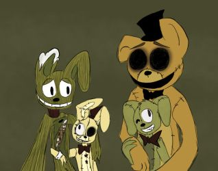 Happy Family - Contest Entry by MidnightBlaze16