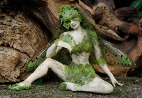 Green Woman 2008 by elvenelysium