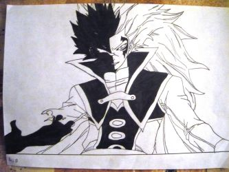 Fairy tail - Future Rogue ^^ by Hlqb