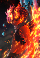 Natsu (especially for Hoenhaimm+Commissions open) by afran67