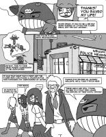 Manhattan Whale Year One part 5 by Selecthumor