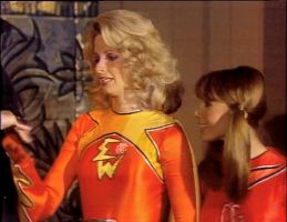 Electra Woman And Dyna Girl Hypnotized Again by The-Mind-Controller