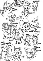 My favorite PMD-E Pichu Rank Teams by Hime--Nyan