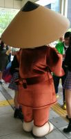 Ise Mairin-kun 2 (back shot) by yellowmocha