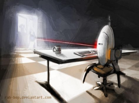 Step into my office by rah-bop