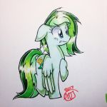Green! by CrystalizedFlames