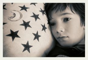 Stars in his eyes by Ciril