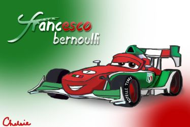 Francesco Bernoulli by ForeverThisWay
