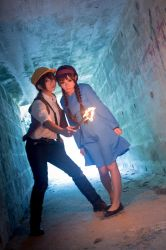 Pazu_Laputa: Castle in the Sky by AMPLE-COSPLAY