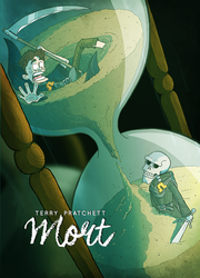 Terry Pratchett's MORT by rsienicki