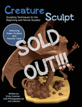 Creature Sculpt : SOLD OUT! by emilySculpts
