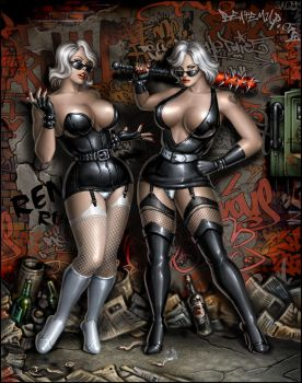 Ladies of the Night by Candra