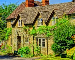 cotswold cottage by Mittelfranke