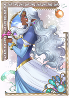 Allura - mural by Autumn-Sacura