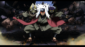 Jiraiya in Sage Mode by IIYametaII