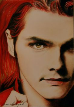 Gerard Arthur Way by KATWINCHESTER