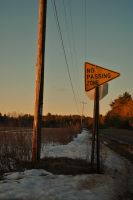 No Passing by CodyWilliam