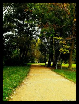 A walk in the park by nothingofvalue
