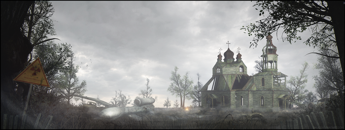 Church by DKud