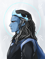 The rightful King of Jotunheim by Pos23