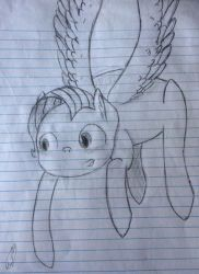 Angel Cake - First Flight by Ihashershey270