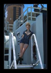 Deck hand by RGUS