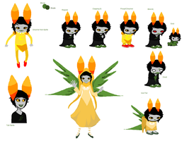 Fantroll Naktie Qanadi Re-Vamp by ucccoffee