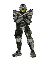 Human Unifaction Solider by Generalorder4