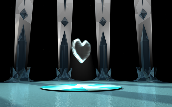 Lair of the Heart by Lextsy