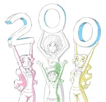 200! by Gual-kun