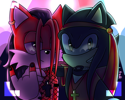 CE: Friends by AnettRuby