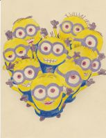 Minions!!! by TaylorFenner
