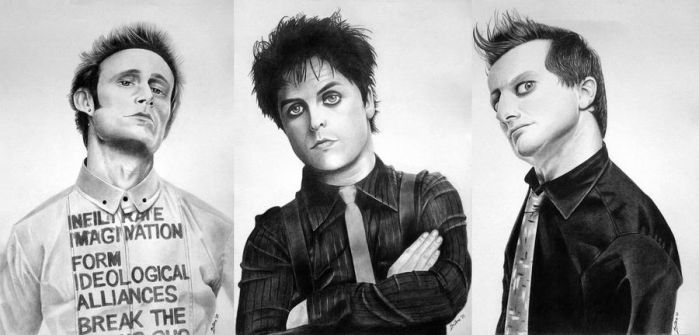 Greenday by IndraNeil