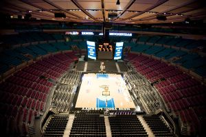 Madison Square Garden by parka