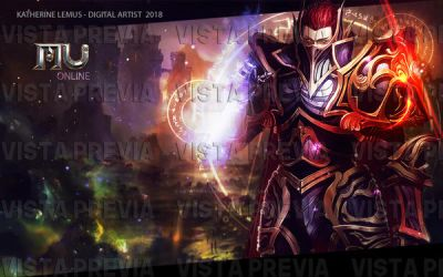 Preview Loading para Mu Online. Tematica MG by katherine-lemus