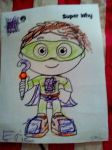 Super Why by Eric by Ellecia
