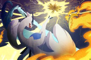 Epic Battle 2014 by lalindaaa