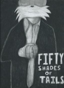 Fifty Shades of Tails by chrislbarreto